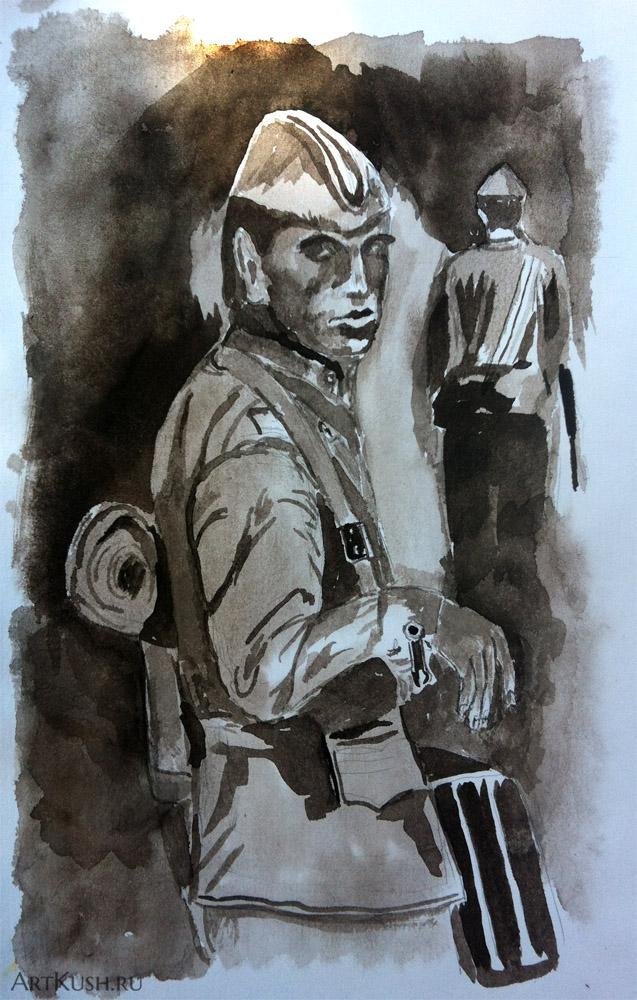 Солдат1