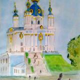 Андреевский монастырь в Киеве