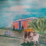 Гостиница «Шымкент»