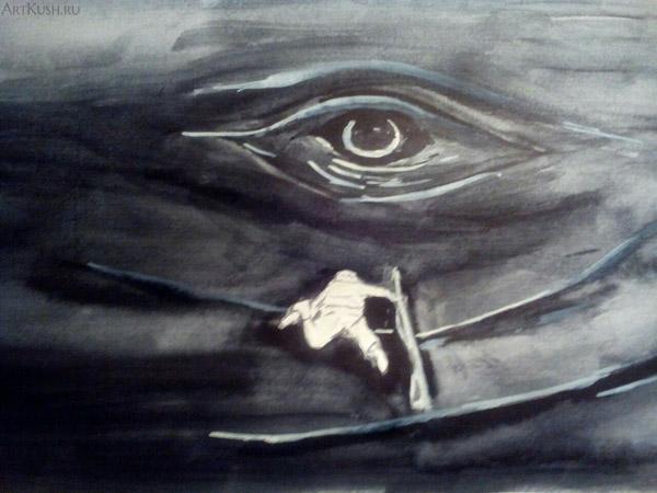 """""""В сердце моря"""", авт. К. Кушенов"""