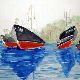 Рыбацкие судна